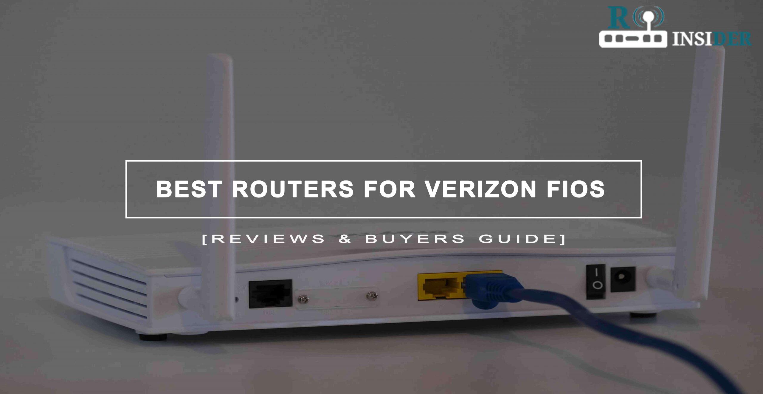Best Router For Verizon Fios Gigabit Router